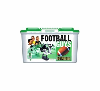 Kaskey Kids <br />Football Guys Play Set (Green and Black)