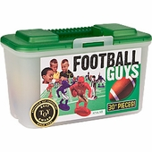 Kaskey Kids <br />Football Guys Play Set (Red and Blue)