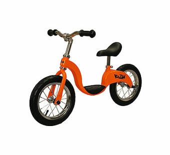 Kazam <br />Balance Bike Orange