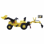 Kettler <br />CAT Caterpillar Front Loader and Backhoe