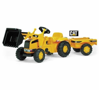 Kettler <br />CAT Caterpillar Tractor