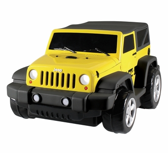 Kid Galaxy <br />My First R/C Jeep Wrangler