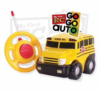 Kid Galaxy <br />My First R/C School Bus