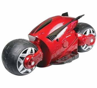 Kid Galaxy <br />R/C Cybercycle Red