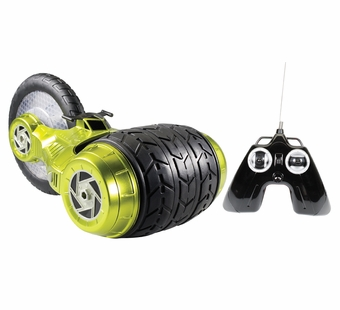 Kid Galaxy <br />R/C World of Wheels Green Hammer Head
