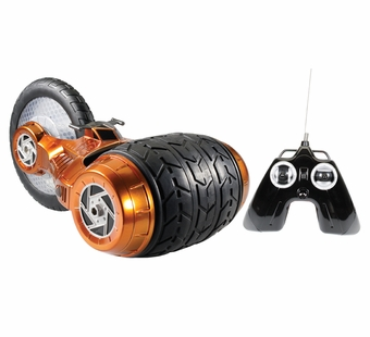 Kid Galaxy <br />R/C World of Wheels Orange Hammer Head