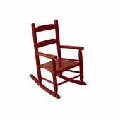KidKraft <br />2 Slat Rocking Chair (Cherry)
