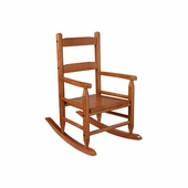 KidKraft <br />2 Slat Rocking Chair (Honey)
