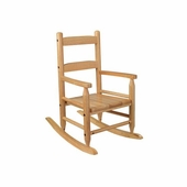KidKraft <br />2 Slat Rocking Chair (Natural)