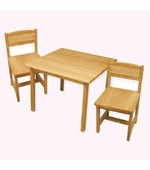 KidKraft <br />Aspen Table Set (Natural)
