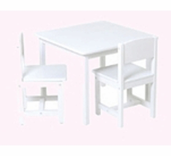 KidKraft <br />Aspen Table Set (White)