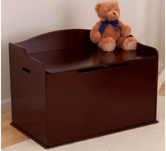 KidKraft <br />Austin Toy Box (Cherry)