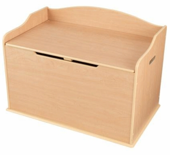 KidKraft <br />Austin Toy Box (Natural)