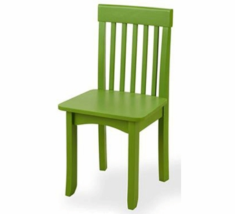 KidKraft <br />Avalon Chair (Apple)