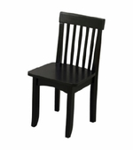 KidKraft <br />Avalon Chair (Black)