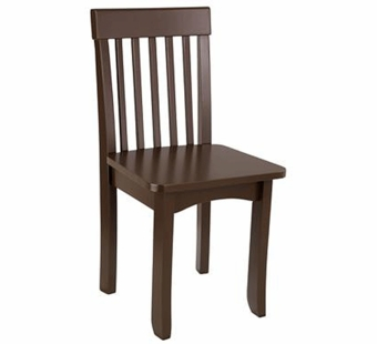 KidKraft <br />Avalon Chair (Chocolate)