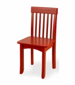 KidKraft <br />Avalon Chair (Cranberry)