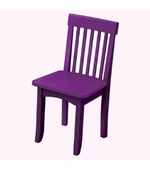 KidKraft <br />Avalon Chair (Grape)