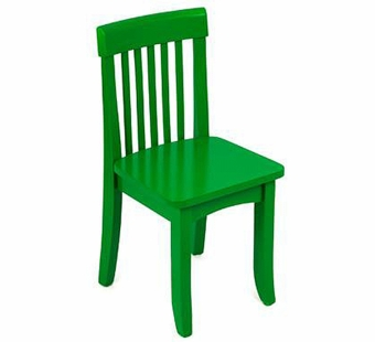 KidKraft <br />Avalon Chair (Green)