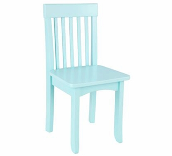 KidKraft <br />Avalon Chair (Ice Blue)