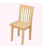 KidKraft <br />Avalon Chair (Natural)