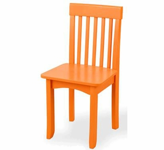 KidKraft <br />Avalon Chair (Pumpkin)