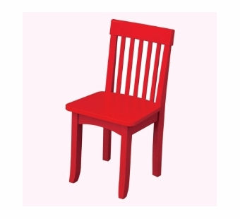 KidKraft <br />Avalon Chair (Red)