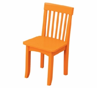KidKraft <br />Avalon Chair (Tangerine)