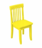 KidKraft <br />Avalon Chair (Yellow)
