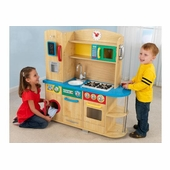 KidKraft <br />Cook Together Kitchen