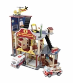 KidKraft <br />Deluxe Fire Rescue Set