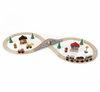 KidKraft<br />Figure 8 Train Set