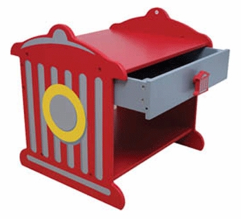 KidKraft <br />Fire Hydrant Toddler Table
