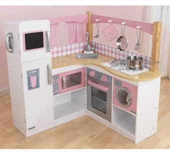 KidKraft <br />Grand Gourmet Corner Kitchen