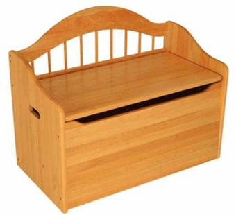 KidKraft <br />Limited Edition Toy Box (Honey)