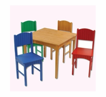 KidKraft <br />Nantucket Table and Chair (Primary)