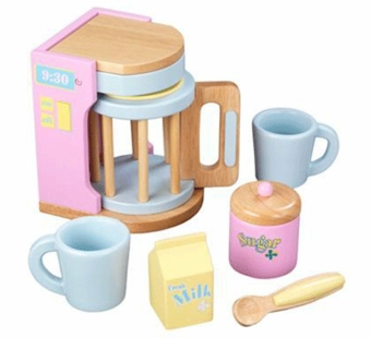 KidKraft <br />Pastel Coffee Set
