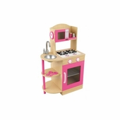 KidKraft <br />Pink Wooden Kitchen