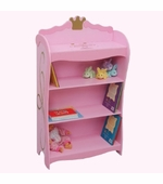 KidKraft <br />Princess Toddler Bookcase