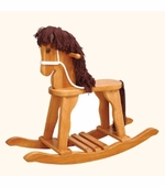 KidKraft <br />Rocking Horse (Honey)
