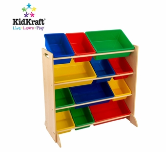 KidKraft <br />Sort It and Store It Bin Unit