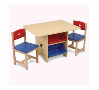 KidKraft <br />Star Table and Chair Set