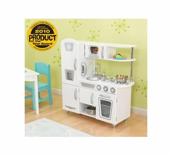 KidKraft <br />White Vintage Kitchen