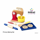 KidKraft <br />Wood Baking Set