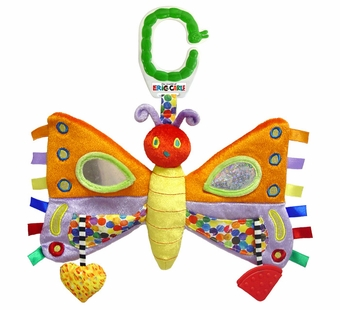 Kids Preferred <br />Eric Carle Developmental Butterfly 12