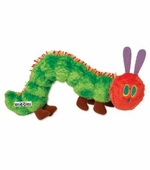 "Kids Preferred <br />Eric Carle Very Hungry Caterpillar 7"" Bean Bag"