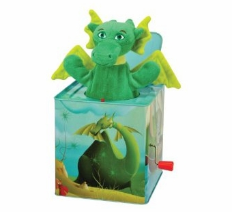 Kids Preferred <br />Jack in the Box- Puff the Magic Dragon