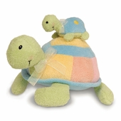 "Kids Preferred <br />Mama and Baby Turtle 10"" Musical Baby Toy"