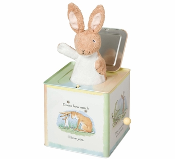Kids Preferred <br />Nutbrown Hare Jack-in-the-Box