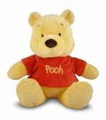 Kids Preferred <br />Winnie the Pooh Bear in Red Shirt 9""